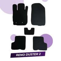 Eva коврики для салона Renault Duster 2